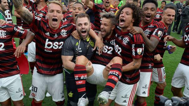 Infartante primera final única de la Libertadores, y campeón Flamengo