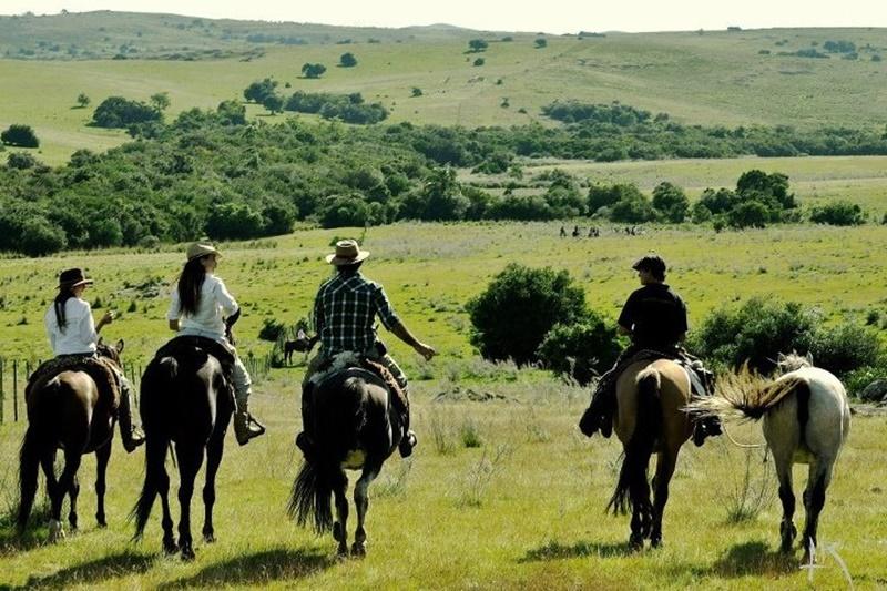 Preparan marcha a caballo de todos los pagos para marzo estar con Luis
