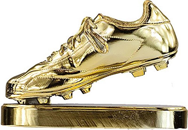 Lista de los goleadores que ganaron el Botín de Oro