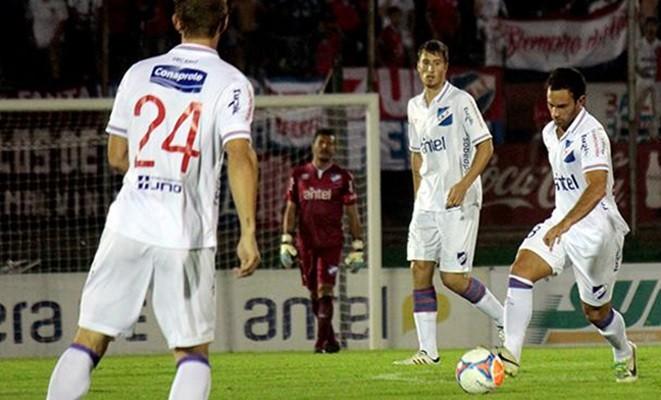 Nacional pierde amistosamente con Sport Recife
