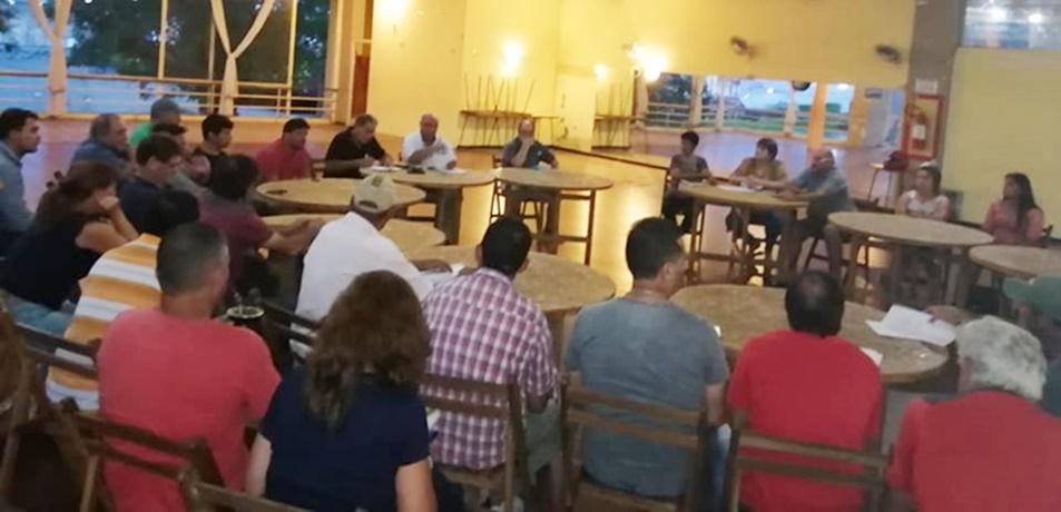En Paysandú no quieren en la Liga «ninguna representación de delegados clubistas»